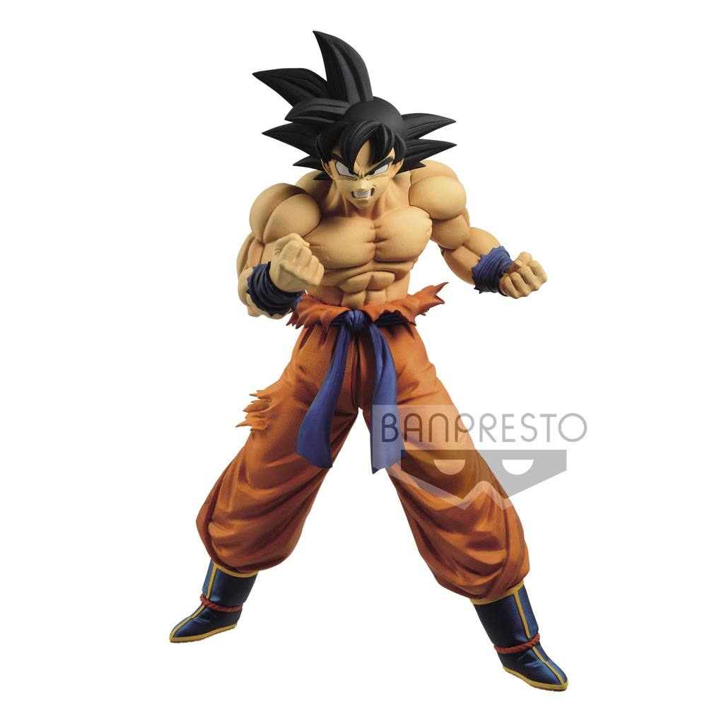 Statuette Dragon Ball Super Maximatic The Son Goku III 25cm