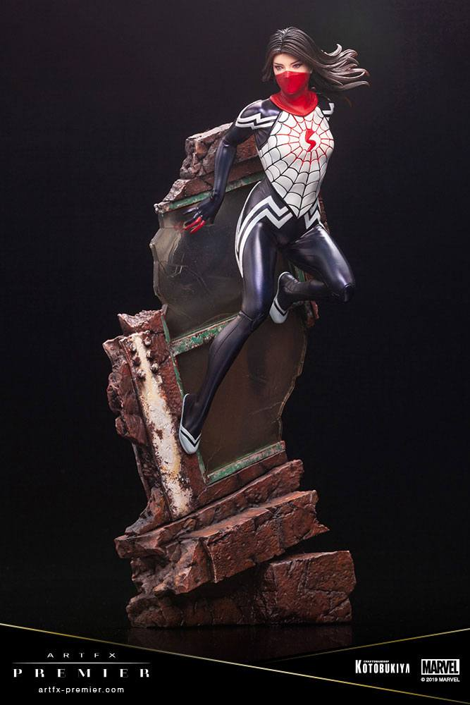 Statuette Marvel Universe ARTFX Premier Silk 26cm 1001 Figurines (4)