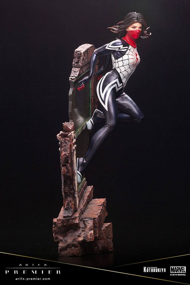 Statuette Marvel Universe ARTFX Premier Silk 26cm 1001 Figurines (9)