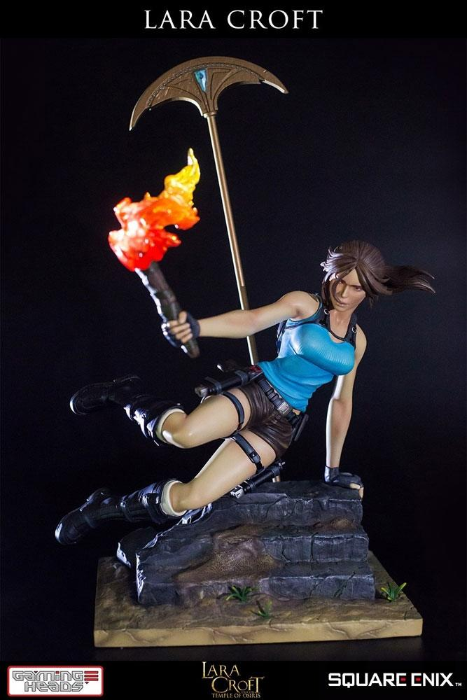 Statuette Tomb Raider Temple of Osiris Lara Croft Regular Version 41cm 1001 Figurines (1)