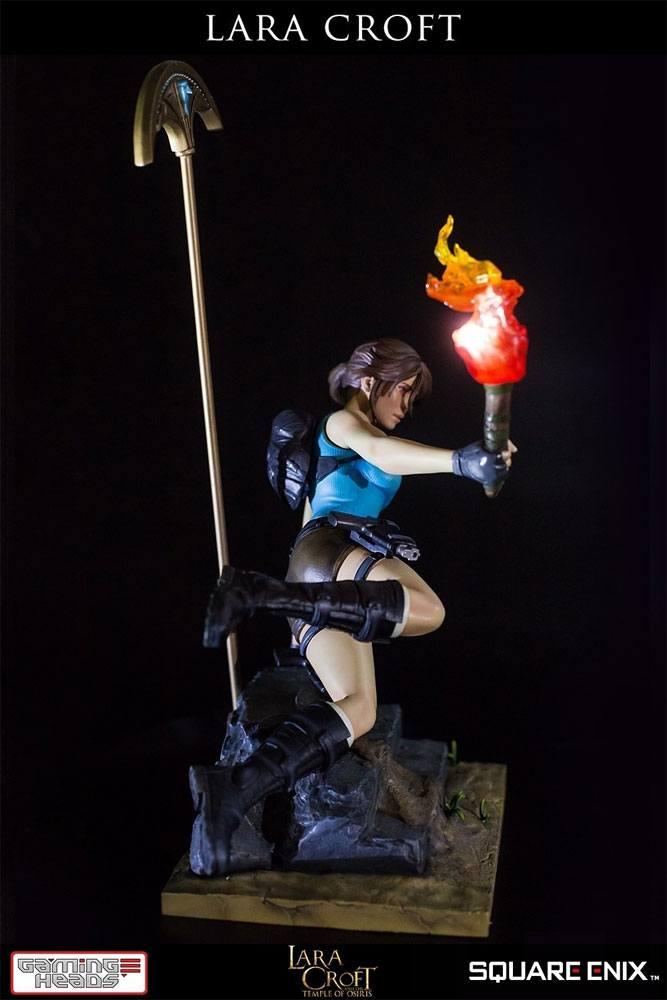 Statuette Tomb Raider Temple of Osiris Lara Croft Regular Version 41cm 1001 Figurines (3)