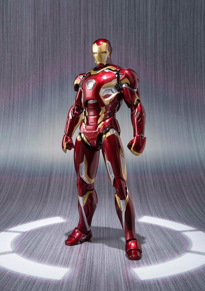 figurine 80 cm iron man