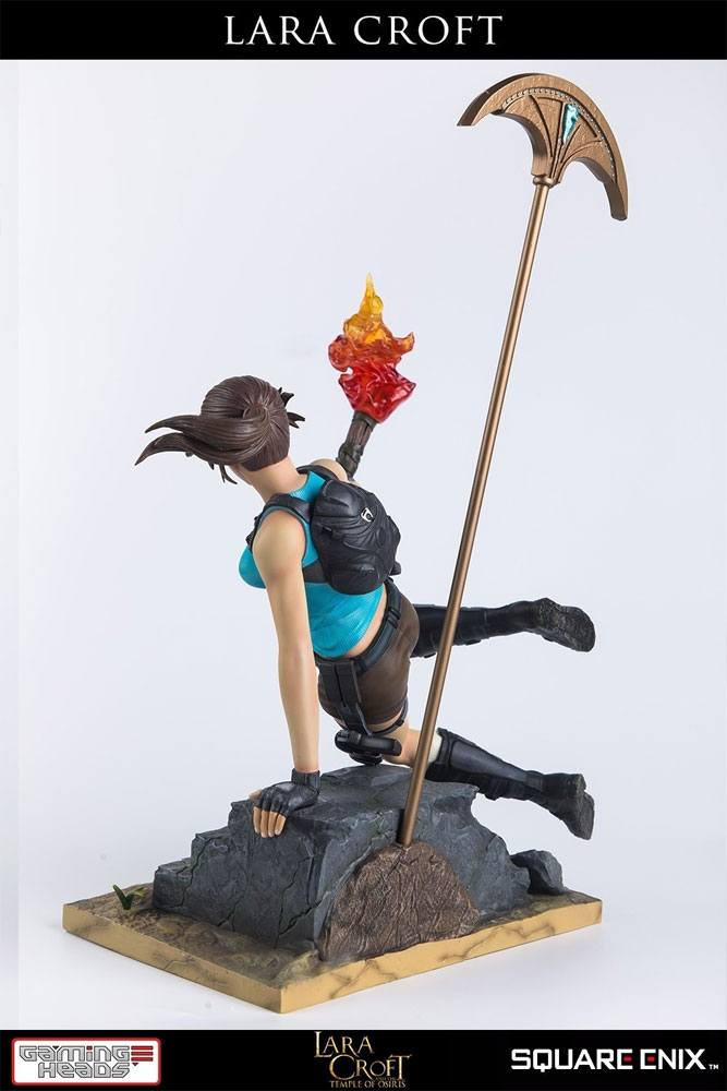 Statuette Tomb Raider Temple of Osiris Lara Croft Regular Version 41cm 1001 Figurines (7)