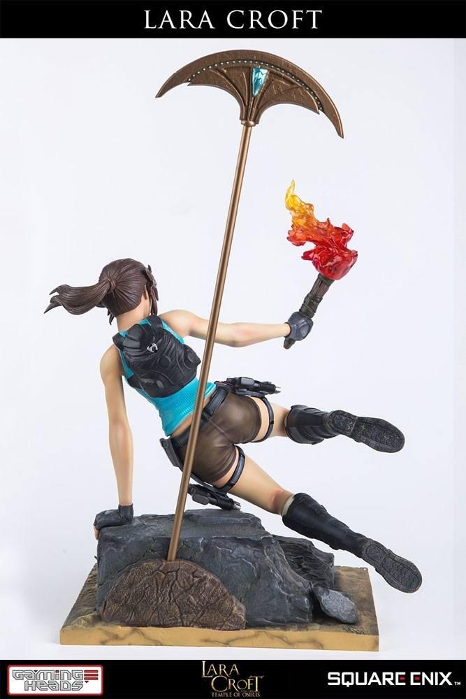 Statuette Tomb Raider Temple of Osiris Lara Croft Regular Version 41cm 1001 Figurines (8)