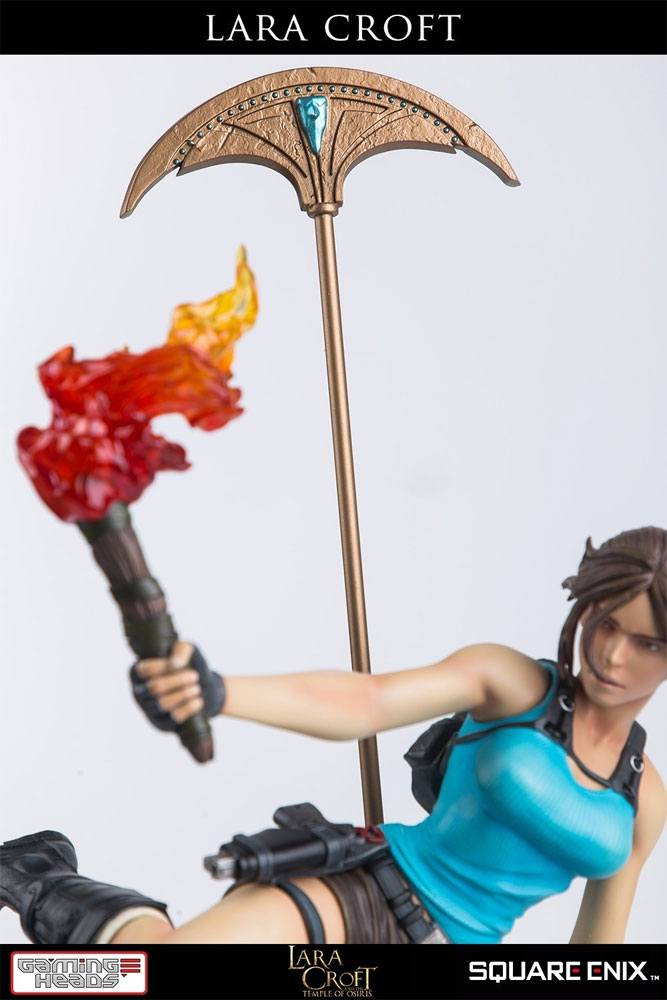 Statuette Tomb Raider Temple of Osiris Lara Croft Regular Version 41cm 1001 Figurines (10)