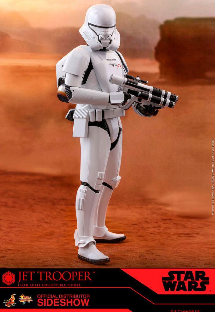 Figurine Star Wars Episode IX Movie Masterpiece Jet Trooper 31cm 1001 Figurines (1)