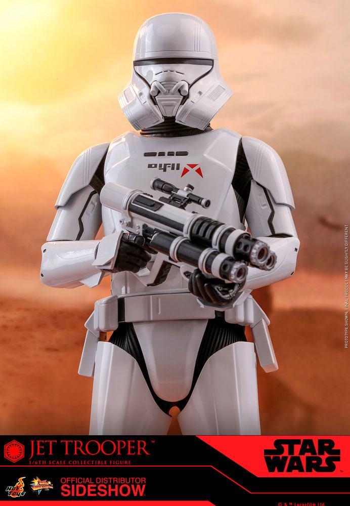 Figurine Star Wars Episode IX Movie Masterpiece Jet Trooper 31cm 1001 Figurines (3)