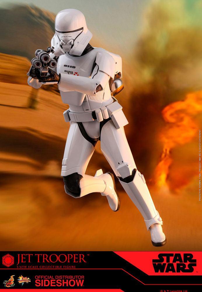 Figurine Star Wars Episode IX Movie Masterpiece Jet Trooper 31cm 1001 Figurines (4)