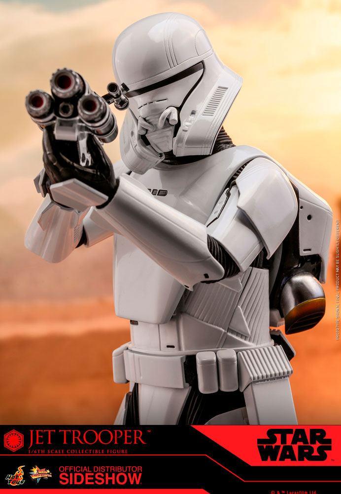Figurine Star Wars Episode IX Movie Masterpiece Jet Trooper 31cm 1001 Figurines (6)