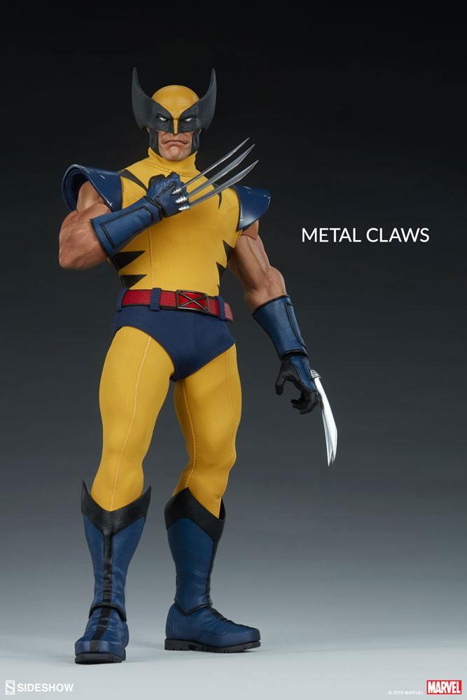 Figurine Marvel Wolverine 30cm 1001 Figurines (3)