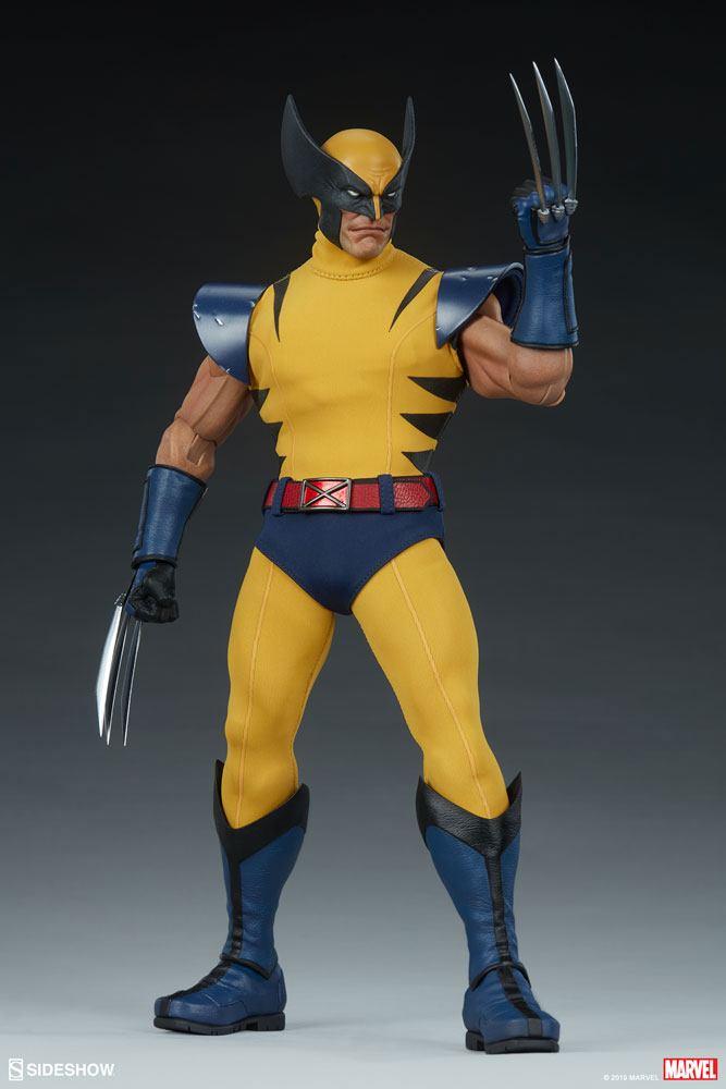 Figurine Marvel Wolverine 30cm 1001 Figurines (4)