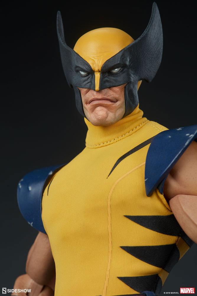 Figurine Marvel Wolverine 30cm 1001 Figurines (5)