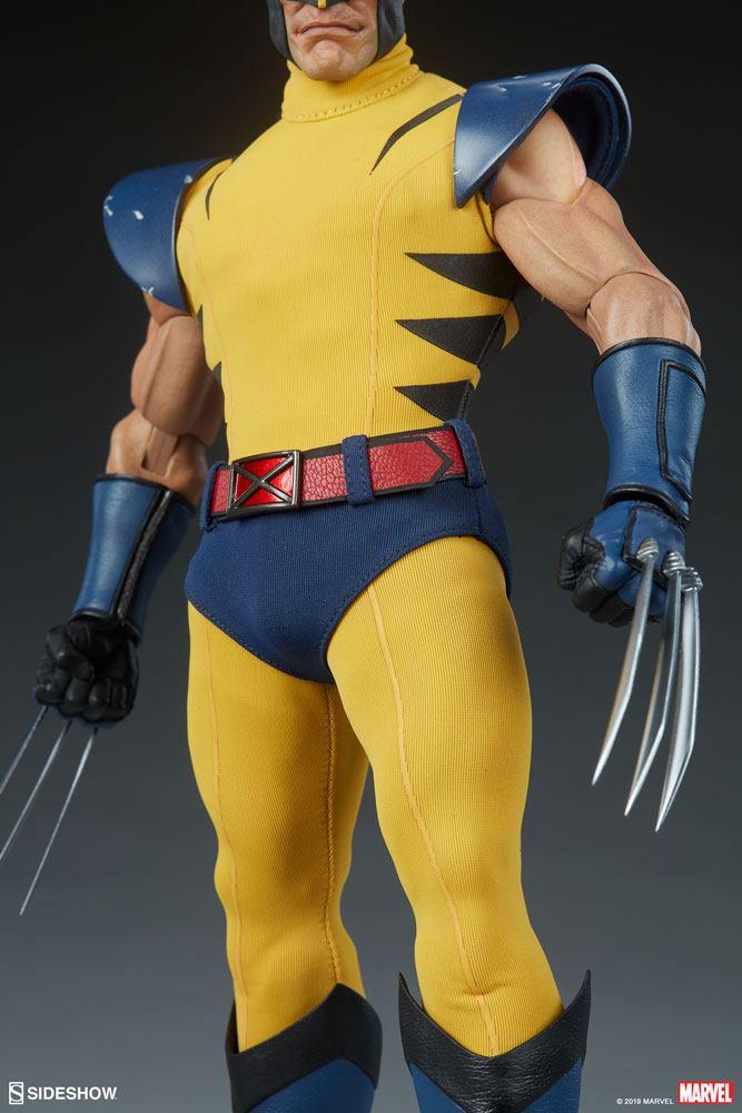 Figurine Marvel Wolverine 30cm 1001 Figurines (7)