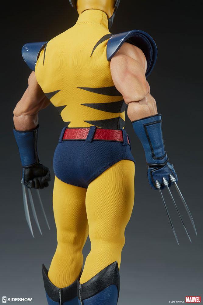 Figurine Marvel Wolverine 30cm 1001 Figurines (8)