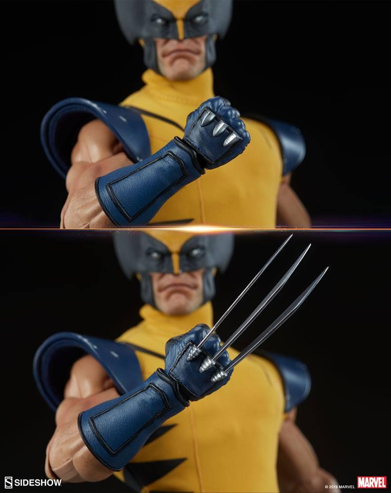 Figurine Marvel Wolverine 30cm 1001 Figurines (9)