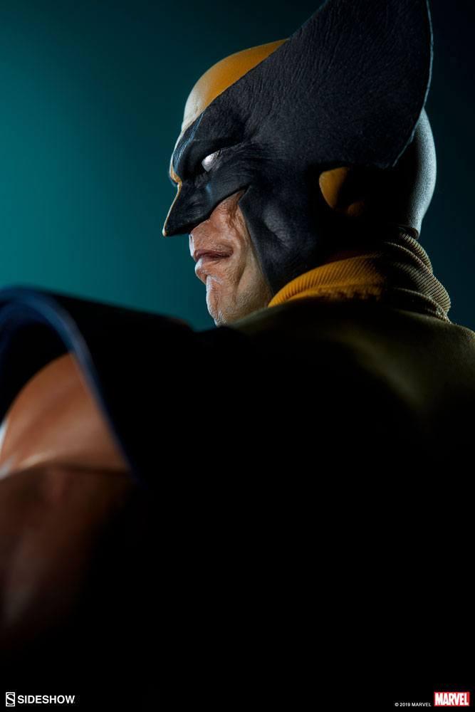 Figurine Marvel Wolverine 30cm 1001 Figurines (13)