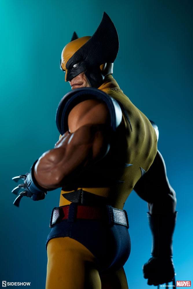 Figurine Marvel Wolverine 30cm 1001 Figurines (14)
