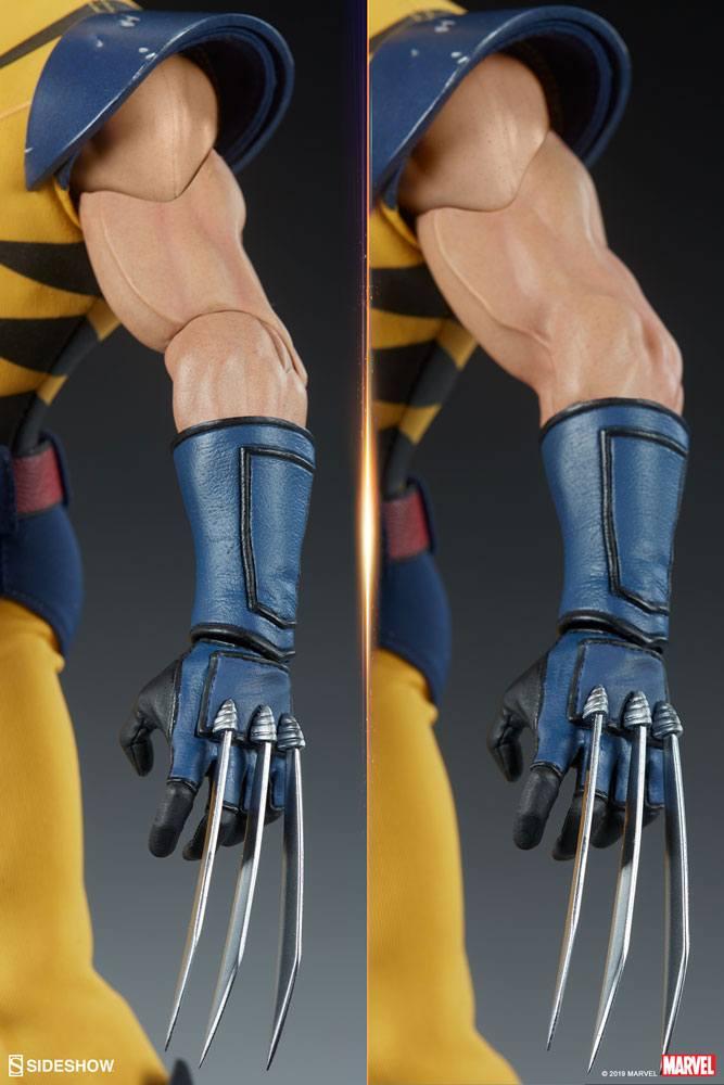Figurine Marvel Wolverine 30cm 1001 Figurines (11)