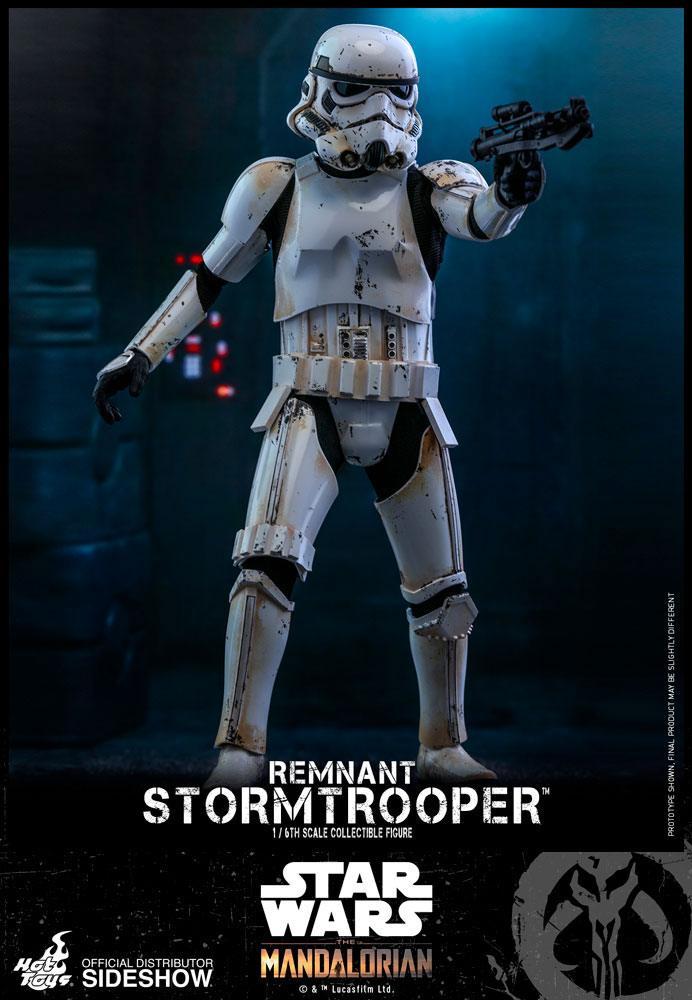 Figurine Star Wars The Mandalorian Remnant Stormtrooper 30cm 1001 Figurines (1)