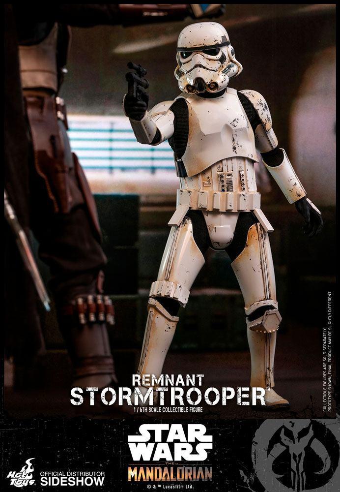 Figurine Star Wars The Mandalorian Remnant Stormtrooper 30cm 1001 Figurines (3)