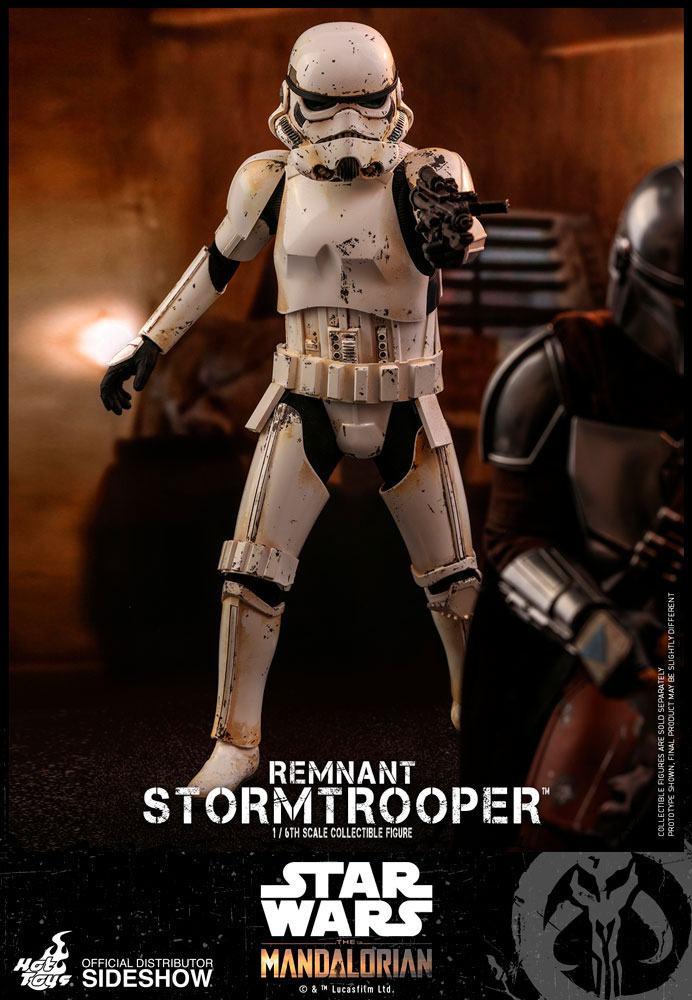 Figurine Star Wars The Mandalorian Remnant Stormtrooper 30cm 1001 Figurines (4)