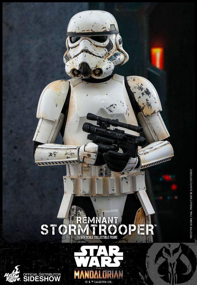 Figurine Star Wars The Mandalorian Remnant Stormtrooper 30cm 1001 Figurines (10)