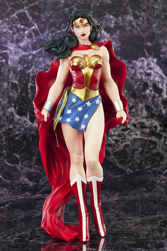 Statuette DC Comics ARTFX Wonder Woman 30cm 1001 Figurines (1)