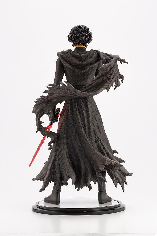 Statuette Star Wars Episode VII ARTFX Kylo Ren Cloaked in Shadows 28cm 1001 Figurines (3)