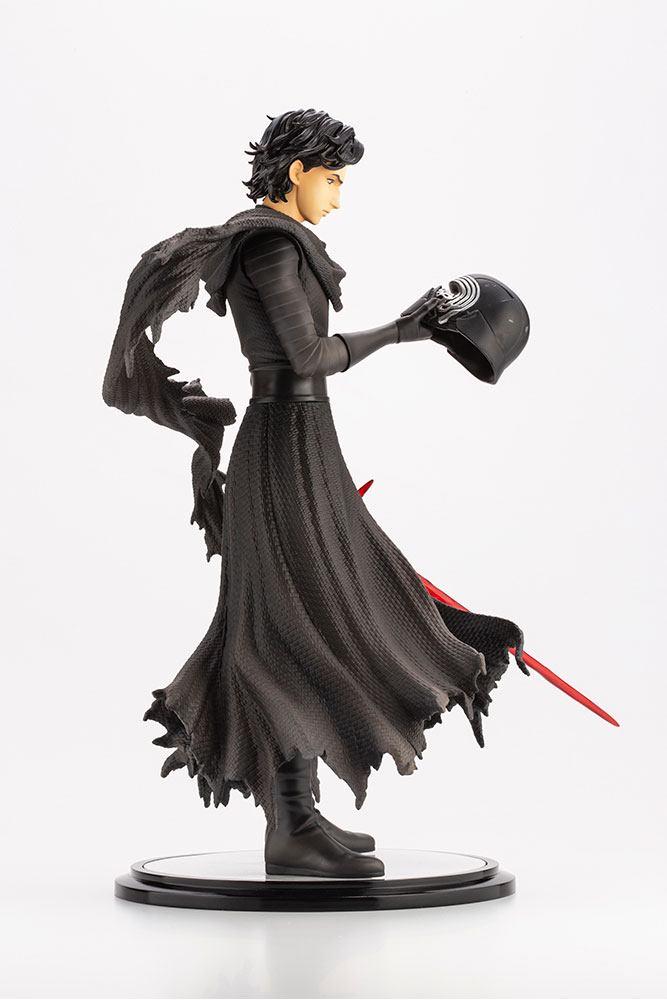 Statuette Star Wars Episode VII ARTFX Kylo Ren Cloaked in Shadows 28cm 1001 Figurines (5)