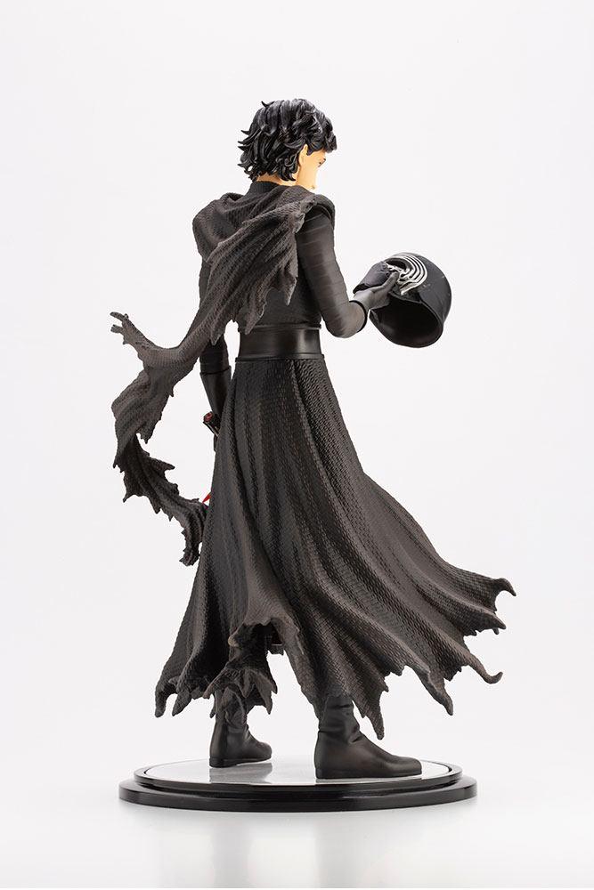 Statuette Star Wars Episode VII ARTFX Kylo Ren Cloaked in Shadows 28cm 1001 Figurines (4)
