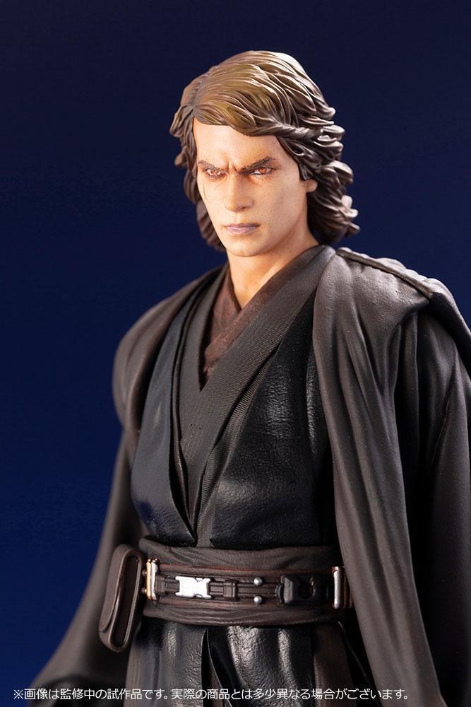 Statuette Star Wars ARTFX+ Anakin Skywalker 18cm 1001 Figurines (9)