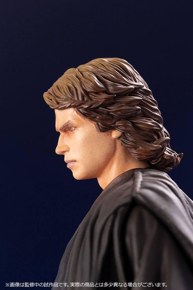 Statuette Star Wars ARTFX+ Anakin Skywalker 18cm 1001 Figurines (12)