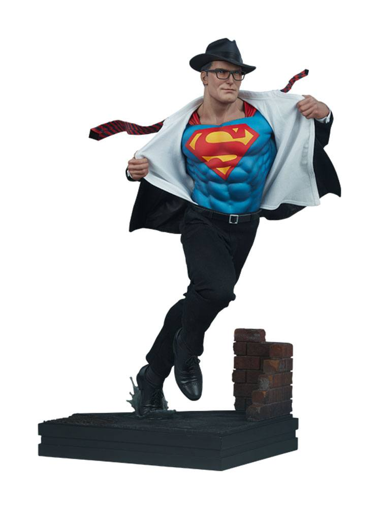 Statuette DC Comics Premium Format Superman Call to Action 50cm 1001 Figurines (2)
