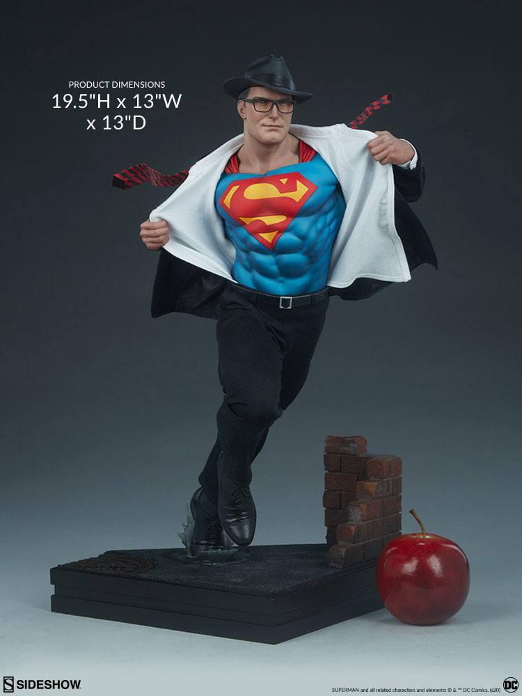 Statuette DC Comics Premium Format Superman Call to Action 50cm 1001 Figurines (3)
