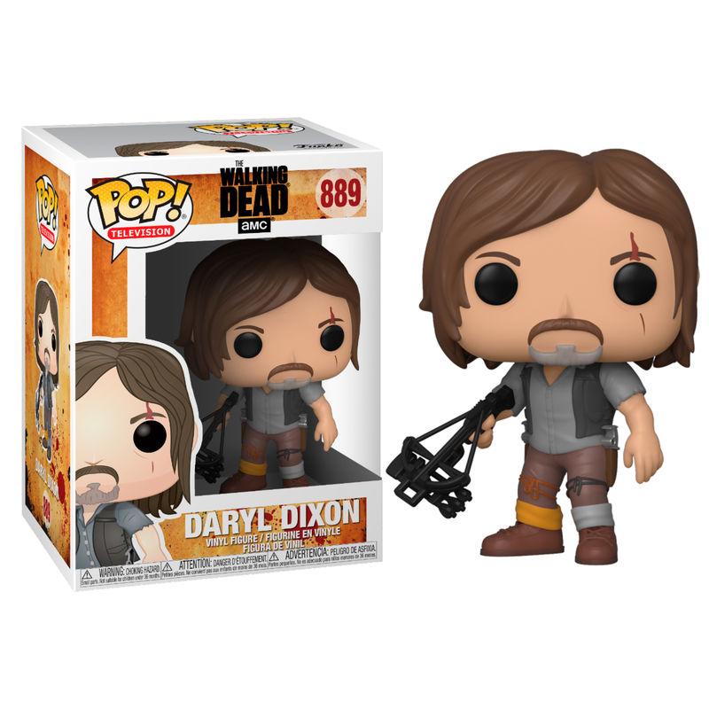 Figurine The Walking Dead Funko POP! Daryl 9cm 1001 figurines