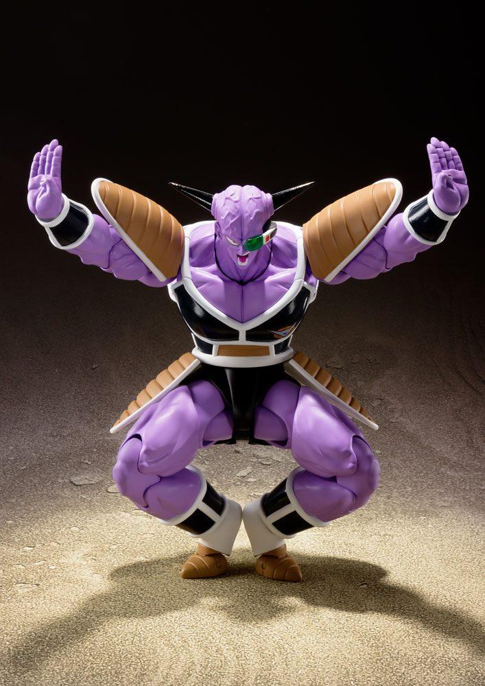 Figurine Dragon Ball Z S.H. Figuarts Ginyu 17cm 1001 Figurines (4)