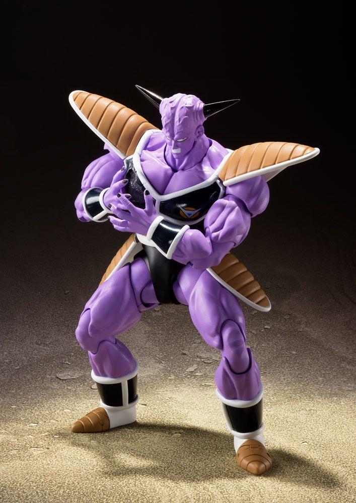 Figurine Dragon Ball Z S.H. Figuarts Ginyu 17cm 1001 Figurines (6)