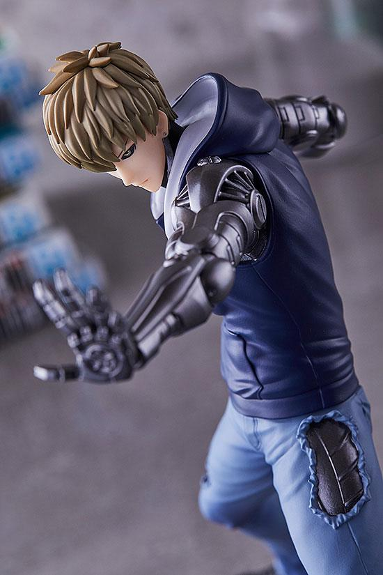 Statuette One Punch Man Pop Up Parade Genos 17cm 1001 Figurines (7)