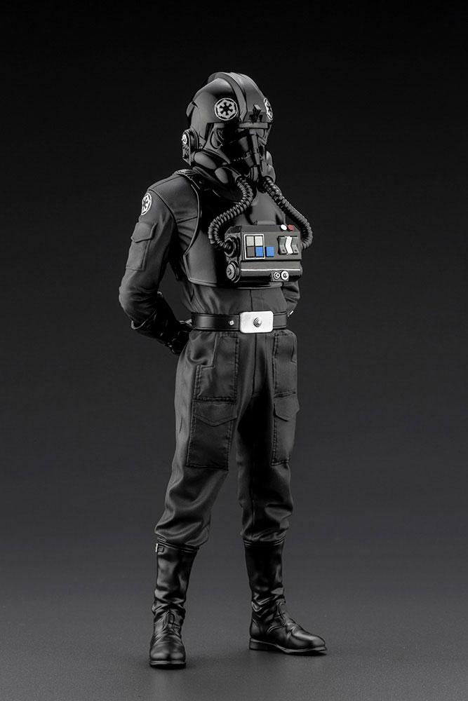 Statuette Star Wars Episode IV ARTFX+ 110 Tie Fighter Pilot 18cm 1001 Figurines (2)