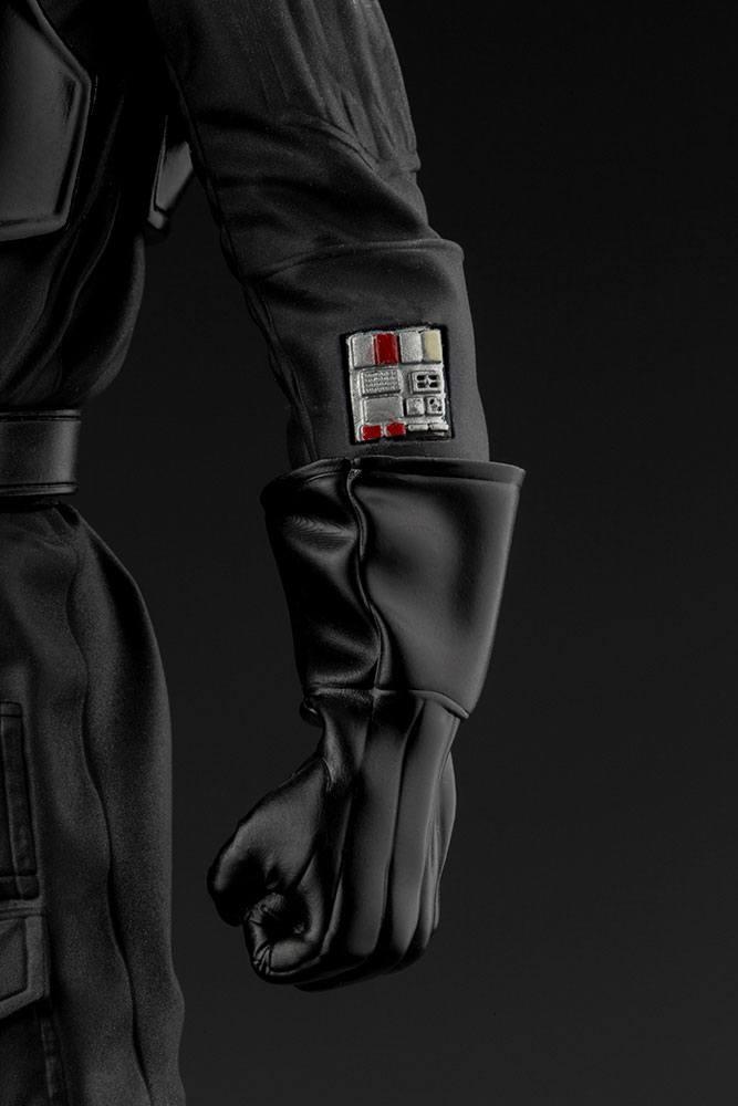 Statuette Star Wars Episode IV ARTFX+ 110 Tie Fighter Pilot 18cm 1001 Figurines (11)