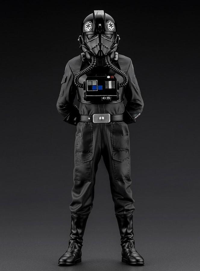 Statuette Star Wars Episode IV ARTFX+ 110 Tie Fighter Pilot 18cm 1001 Figurines (13)