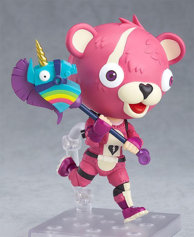 Figurine Nendoroid Fortnite Cuddle Team Leader 10cm 1001 Figurines (4)