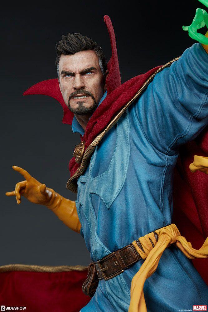 Statue Marvel Doctor Strange 58cm 1001 figurines (7)