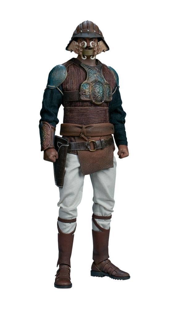 Figurine Star Wars Episode VI Lando Calrissian Skiff Guard Version 30cm 1001 Figurines (1)