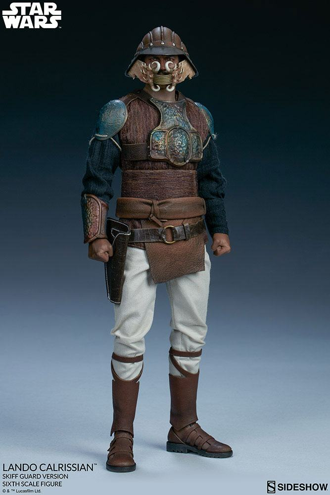Figurine Star Wars Episode VI Lando Calrissian Skiff Guard Version 30cm 1001 Figurines (6)