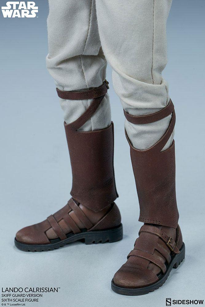 Figurine Star Wars Episode VI Lando Calrissian Skiff Guard Version 30cm 1001 Figurines (13)