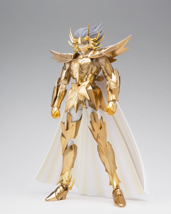 Figurine Saint Seiya Myth Cloth EX Deathmask du Cancer OCE 18cm 1001 figurines 1