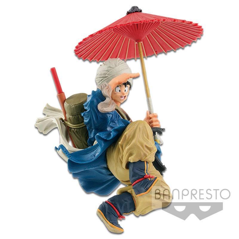 Statuette Dragon Ball Z BWFC Son Goku Normal Color Ver. 18cm 1001 figurines (2)