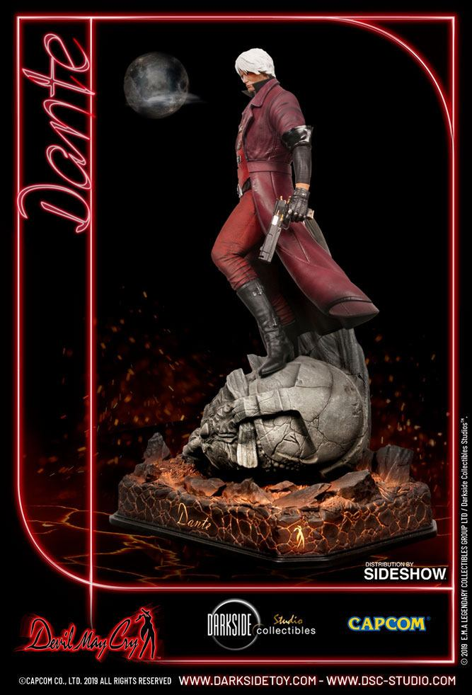 Statue Devil May Cry Dante 70cm 1001 Figurines (2)
