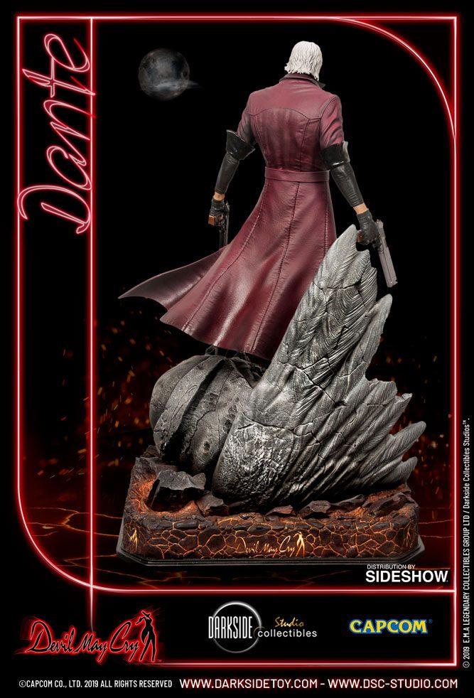 Statue Devil May Cry Dante 70cm 1001 Figurines (4)